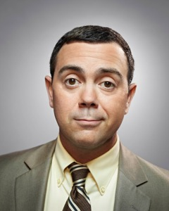 BROOKLYN NINE-NINE: Joe Lo Truglio as Charles Boyle in the new single-camera workplace comedy BROOKLYN NINE -NINE premiering this fall on FOX. ©2013 Fox Broadcasting Co. Cr: Patrick Eccelsine/FOX